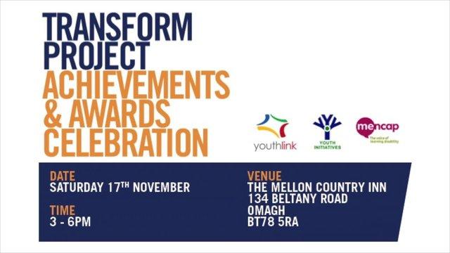 PEACE IV: Transform Project - Achievements and Awards Celebration