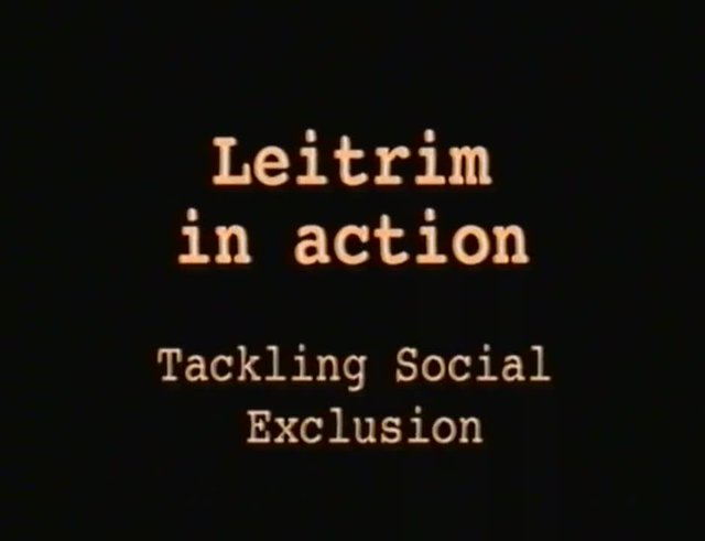 PEACE I: Leitrim in Action - Tackling social exclusion
