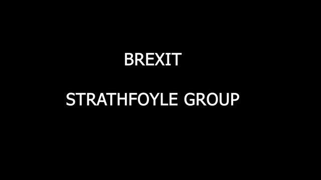 PEACE IV: Peace Bytes Brexit Strathfoyle