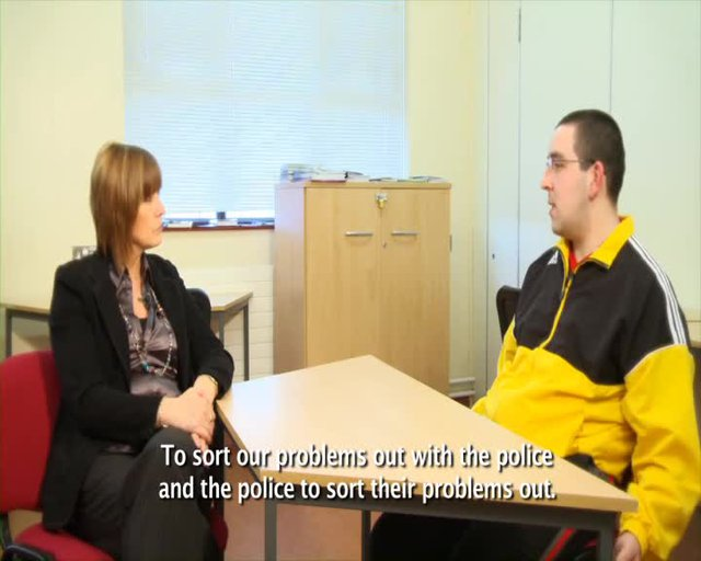PEACE III: Challenge Hate Crime - Deal with It - Video 2 of 3