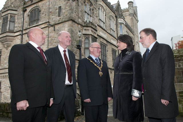 ABOD Ministers Memorial Hall