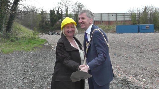 PEACE III: Belfast's Girdwood Hub