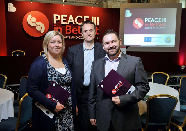 Celebrate and Collaborate Conference - Belfast City Council PEACE III