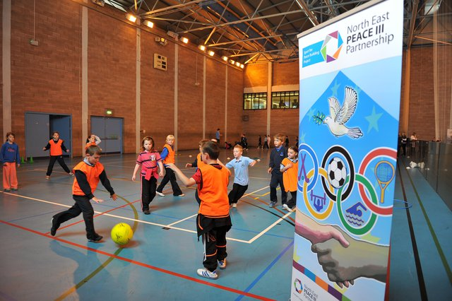 Sport for Peace Building Programme