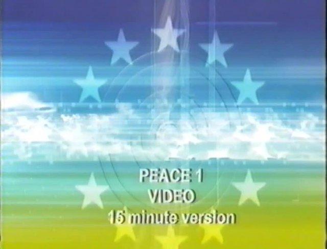 PEACE I: Building on Peace