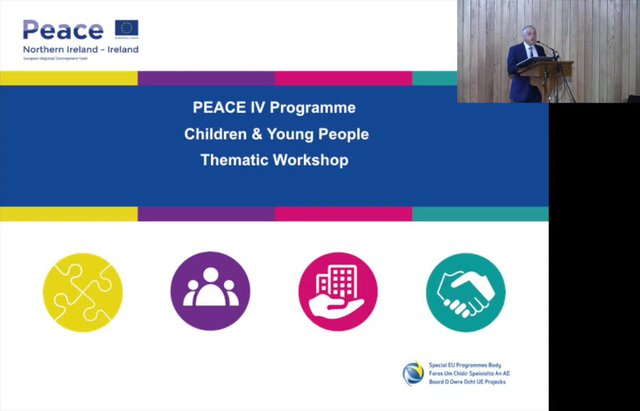 PEACE IV: SEUPB Peace IV - Children and Young People Workshop