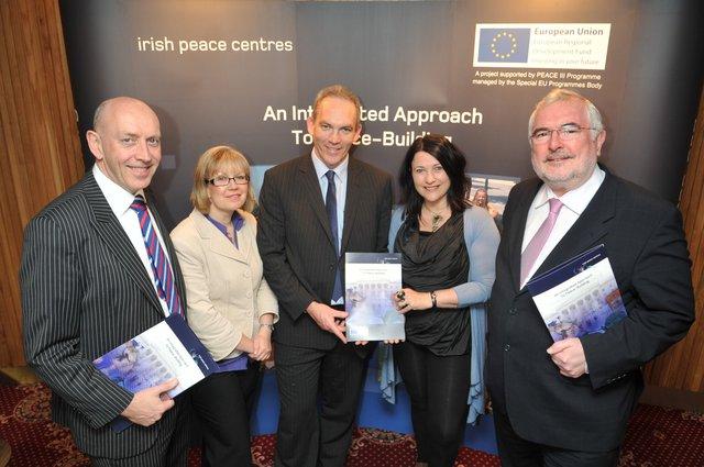 Irish Peace Centres launch