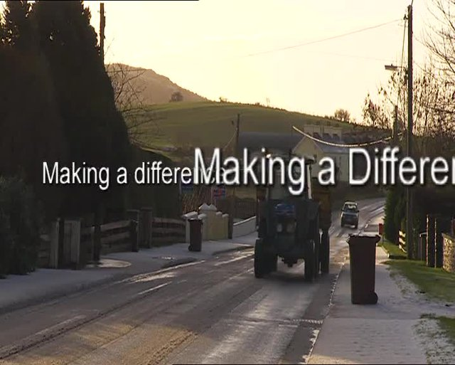 PEACE II: Making a Difference (No 2)