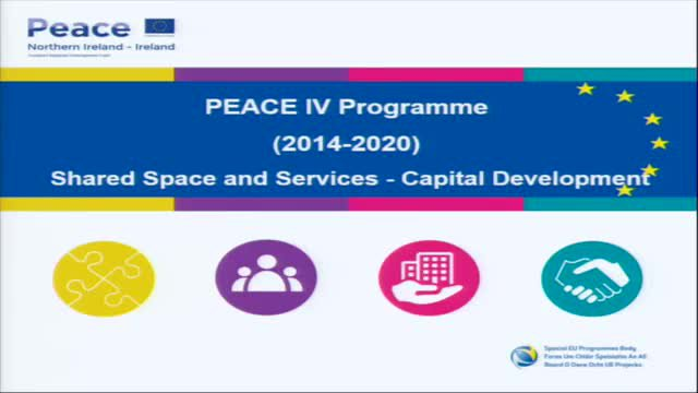 PEACE IV: Shared Space Capital Development Thematic Workshop