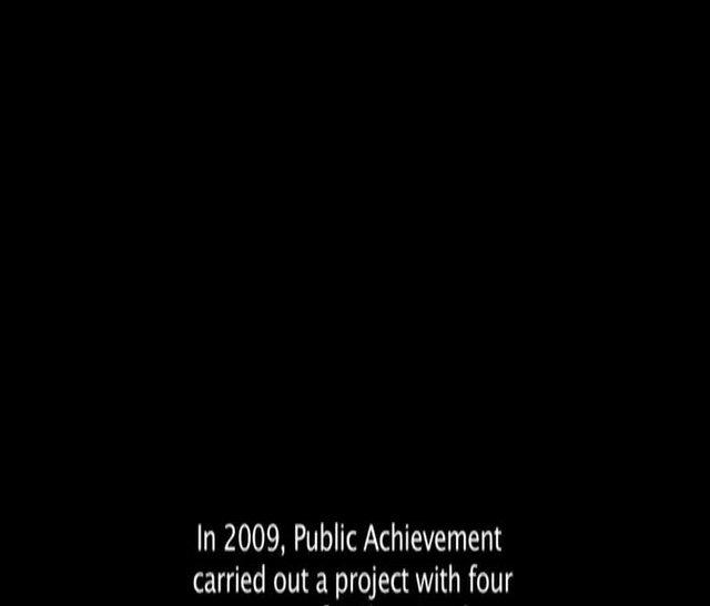 PEACE II: Public Achievement - Peace Channel Remix 2