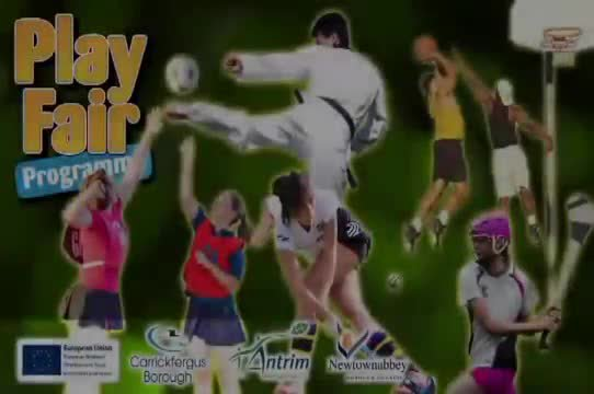 PEACE III: CAN Peace III Play Fair Sports Programme Part 1 of 2