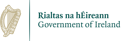 The Irish Government Logo