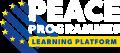 PEACE Programmes Learning Platform Mobile logo