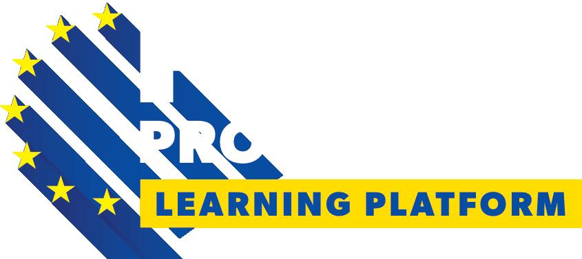 The PEACE Programmes Learning Platform Logo